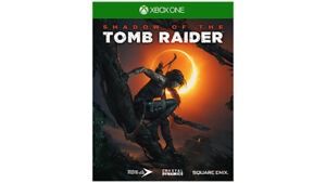 Shadow of the Tomb Raider pour Xbox One