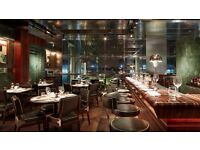 Great venue at canary wharf looking for a kitchen porter