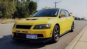 2001 Mitsubishi Lancer Evolution 7 Canning Vale Canning Area Preview