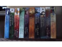 BRAND NEW AND SEALED PACK OF 10 CATHERINE COOKSON NOVELS