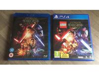 PlayStation 4 & Blu-ray Star Wars The Force Awakens