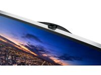 "Samsung 55"" 3D 4K UE55HU8500 with INBUILT CAMERA: Flagship Model"