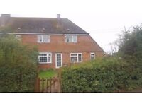 Large 3 bed house in semi rural Kent wanting 4 bed in North London