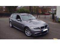 BMW 318d M SPORT 59 REG AUTO***