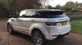 Range Rover EVOQUE *FULLY LOADED*