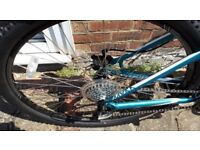 Specialized myka , mountain bike ,
