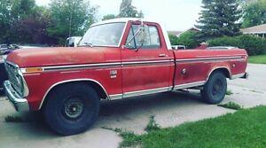 1974 Ford Ranger XLT