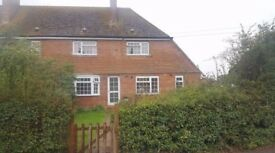 Overcrowded?! 3 bed semi in rural Kent for 2 Bed London