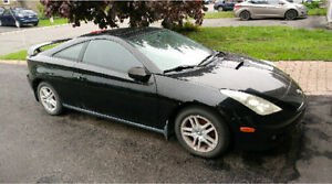 CHEAP CERTIFIED & ETESTED TOYOTA CELICA