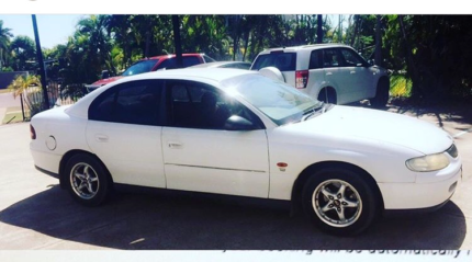 Selling Holden commodore 1998. Selling for parts