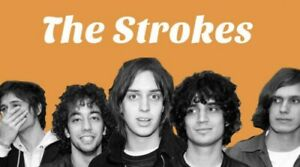 The Strokes Tickets @ Budweiser Stage - Sec 201