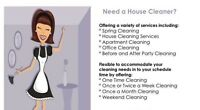 Do you need a good cleaning at reasonable rates? book today