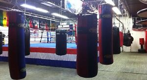 Gym Space for Rent Including Boxing Equipment, bags and ring