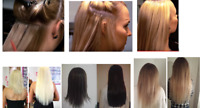 CJ's HAIR EXTENSIONS - INSTALLATION and REMOVAL: 27 yrs. Exp.