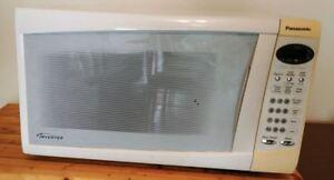 Panasonic Microwave, White