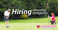 Health Care Assistants / Care Aides / Caregivers Needed