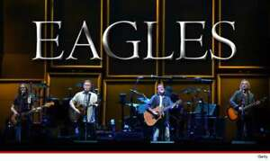 Eagles Tickets - July 17th at 8 pm  at the ACC - two tickets!