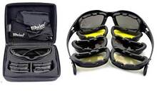 Foam Padded sunglasses - Multi Lens.... FREE SHIPPING ! Perth CBD Perth City Preview