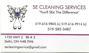 IT'S TIME TO CLEAN Cambridge Kitchener Area image 1
