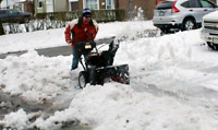24/7 SNOW REMOVAL