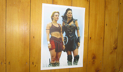 Xena Warrior Princess Lucy Lawless Posed POSTER
