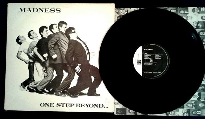 Madness – One Step Beyond, VG, released on Stiff Records in 1979, Ska Two Tone Mods Skinhead