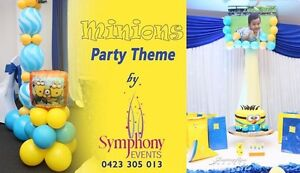 PARTY DECORATION AND HIRE ( 90 CENTS CHAIRCOVER) Lidcombe Auburn Area Preview