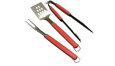 Perfect Chef 3 Piece Tool - Cooks The Perfect Chef  3 Piece Tool Set Stainless Steel With Easy To Grip Handl