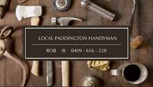 Paddington Handyman: Expert Help for DIY Renovators Paddington Eastern Suburbs Preview