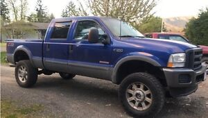 Lifted 2003 Ford F-350 LXT Bulletproofed 6.0