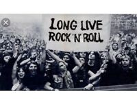 Heavy Rock/ Rock Band