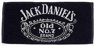 Jack Daniels Cotton Bar Towel 485mm x 250mm  (pp)