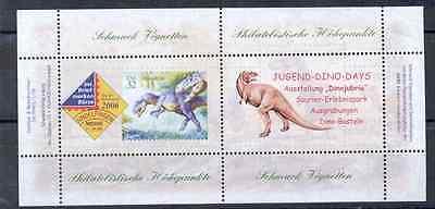Germany - Souvenir Sheet Cinderella ''Stamps Exchange Fair'' 2006 MNH**