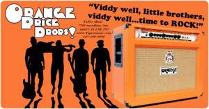 YaPro Music: Orange AMP SALE