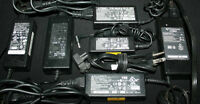 Various Used Laptop Adapters, Dell, HP Acer etc