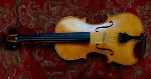 Handmade 5 String Violin For Sale