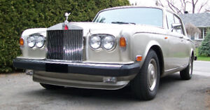 Rolls Royce Silver Shadow II 1977