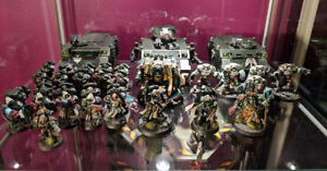Dark Angels Army Warhammer 40k