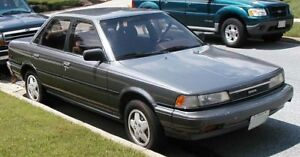 R Toyota Camry 1987 1988 1989 1990 1991 Parts q Pièces