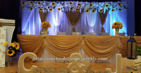 Affordable beautiful weddings, events, debut decorations Service