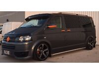 2010 VW TRANSPORTER T5 IN EXCELLENT CONDITION