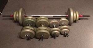Workout Weights For Sale
