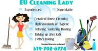 Riverbend EU Cleaning Lady