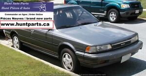 n Toyota Camry 1987 1988 1989 1990 1991 L Parts Pièces I