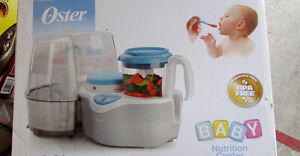 Brand New Oster Baby Nutrition Centre