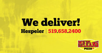 Pizza Maker / Delivery Driver