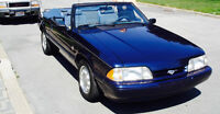 1993 Ford Autre LX Cabriolet