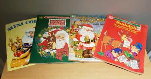 Christmas Kids Colouring Books