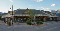 Prime downtown Canmore retail space