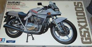 Tamiya 1/6 Suzuki GSX1100S Katana